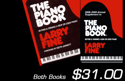Piano Book, by Larry Fine